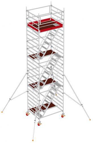 Kombi trappentoren 6m
