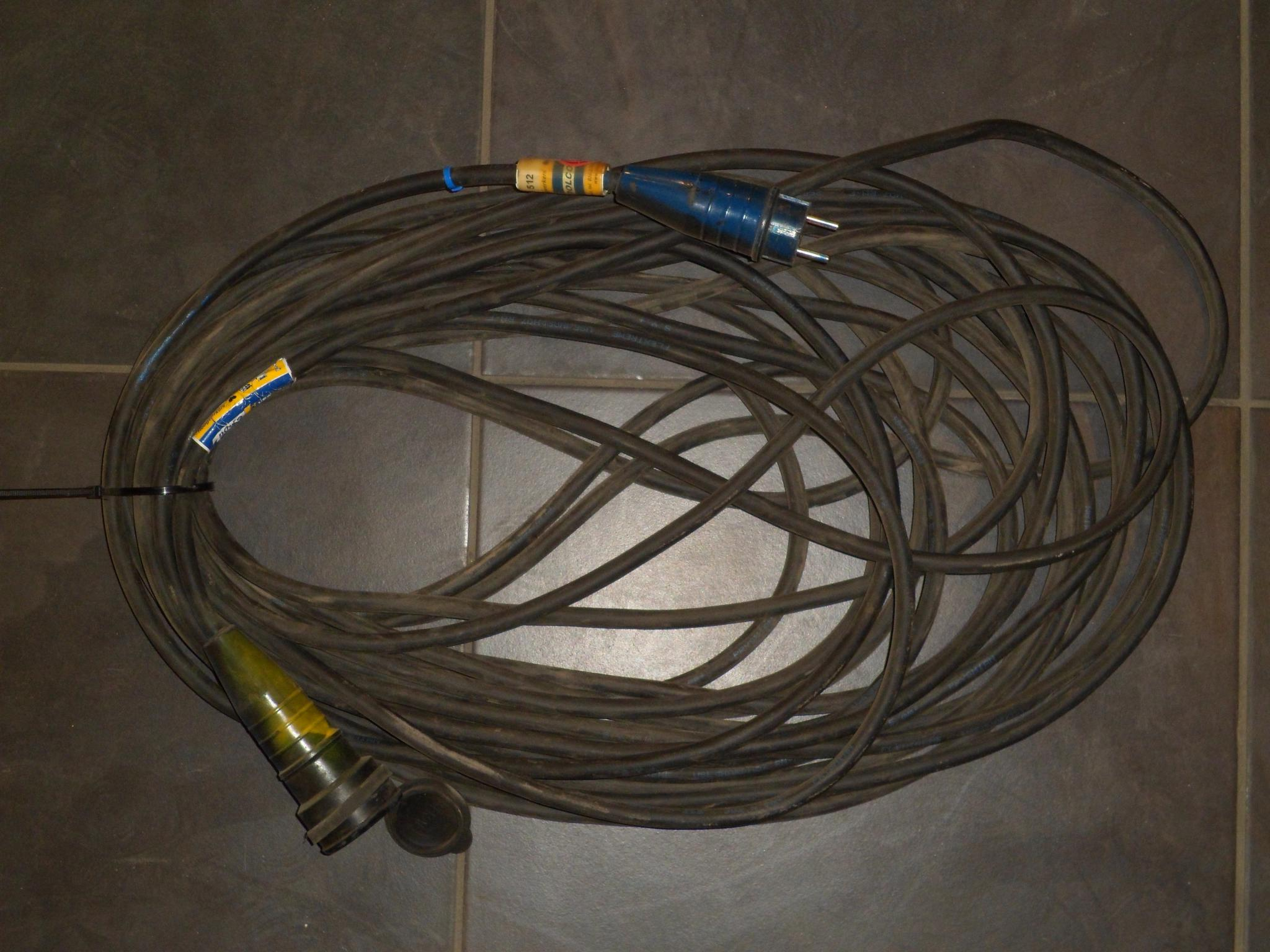 verlengkabel-20mtr-230V